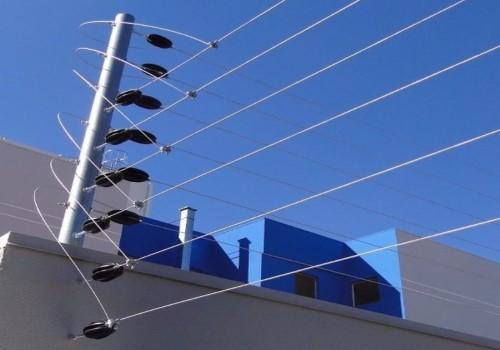 instalação e manutenção de cerca elétrica