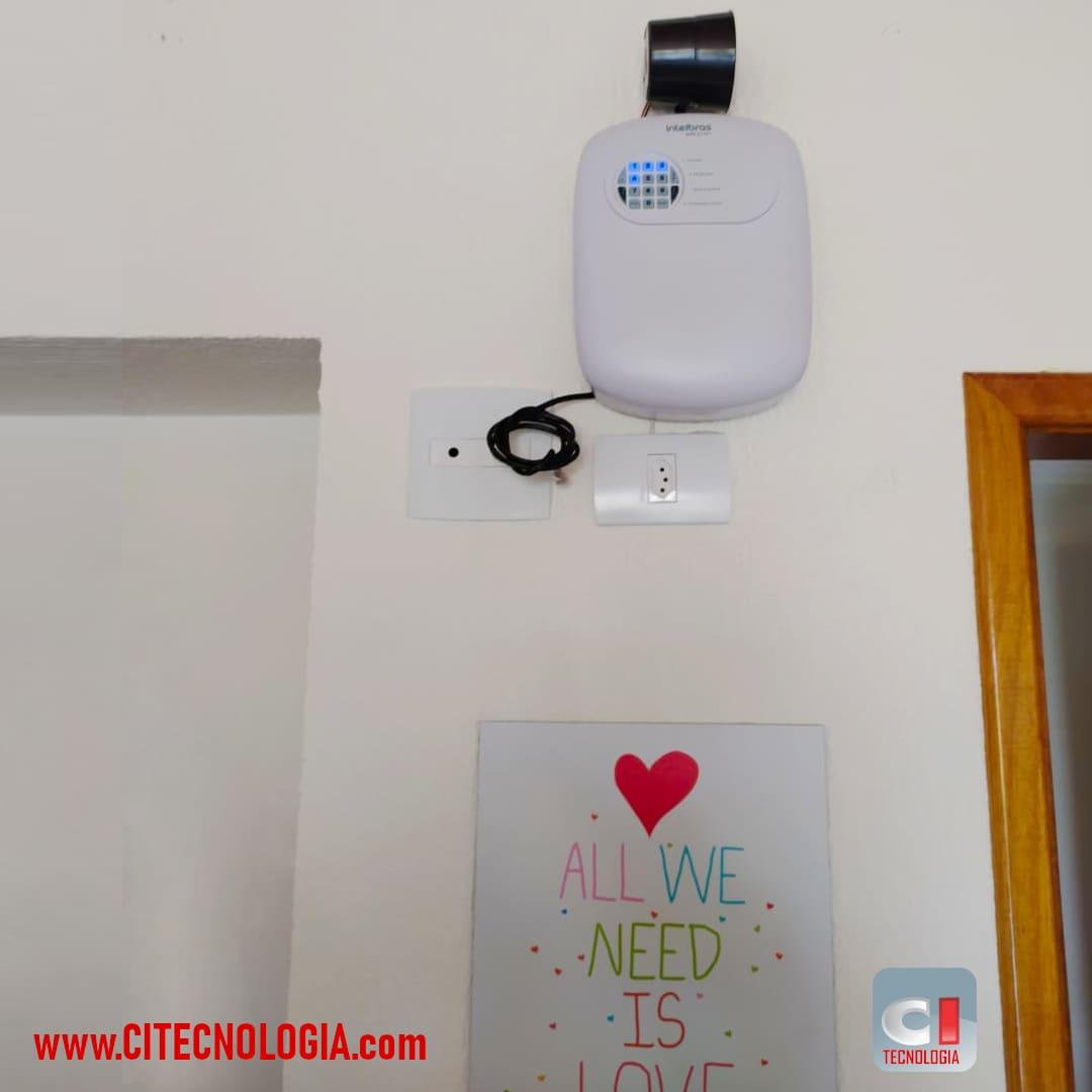 instalação de alarme para condomínio em santo andré