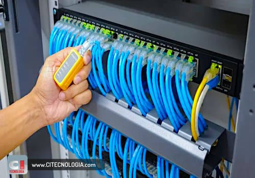 certificação de cabeamento de rede de dados estruturada para computadores em são mateus