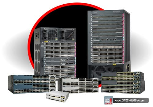 equipamentos de rede de qualidade