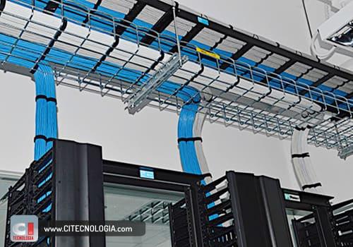 instalação de rede estruturada em suzano