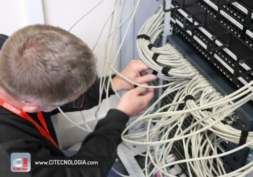 instalação cabeamento de rede são paulo